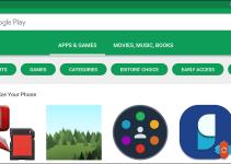 configurar las actualizaciones google play