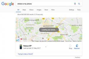 localizar celular Android