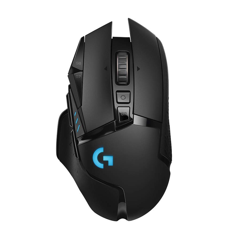 Logitech G502 LIGHTSPEED ratón gaming