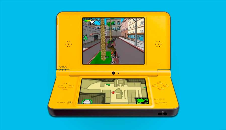 nintendo ds para android
