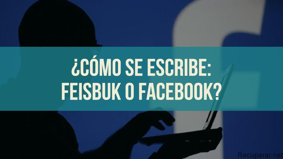 feisbuk o facebook