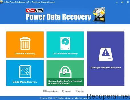 Mini tool data recovery