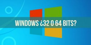 Averigua si tu Windows es de 32 o 64 bits