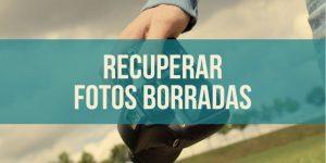 Cómo recuperar fotos borradas. ¡Descubre los métodos!