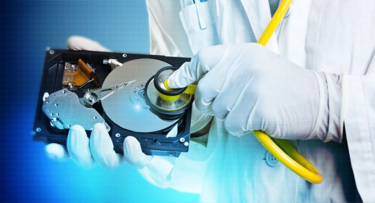recuperar archivos borrados de un disco duro dañado