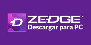 Descargar Zedge para PC [Windows]
