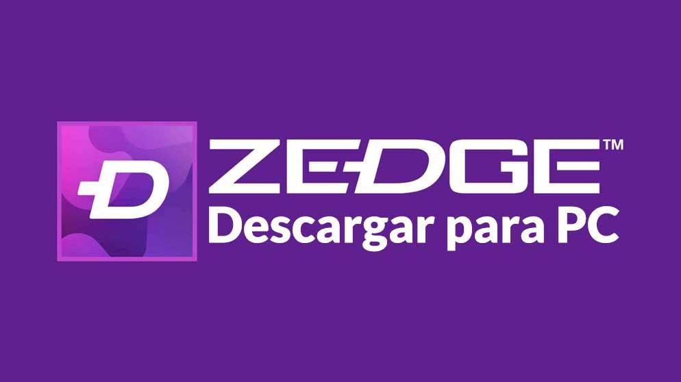 Descargar zedge pc