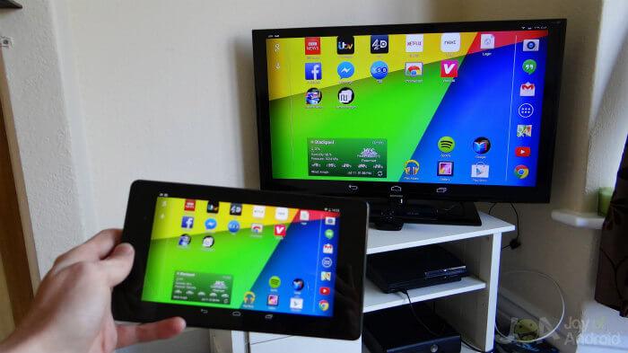 como conectar movil a tv por wifi