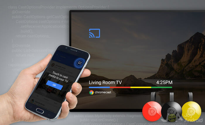 conectar movil a tv samsung