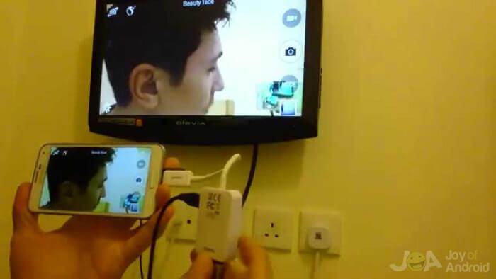 conectar celular a tv