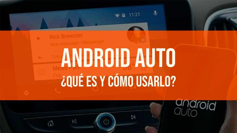 android auto que es