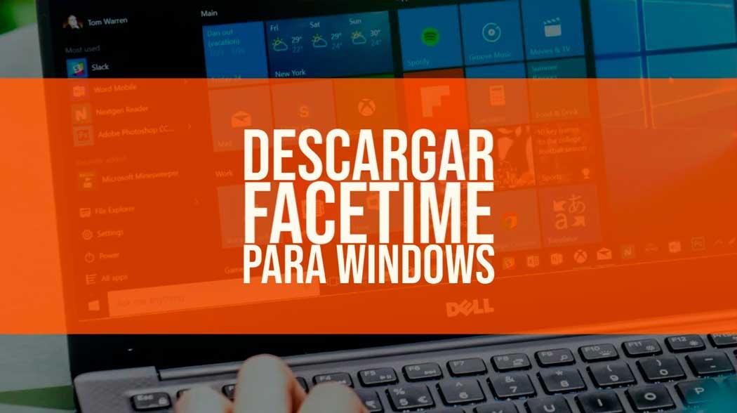 facetime para windows