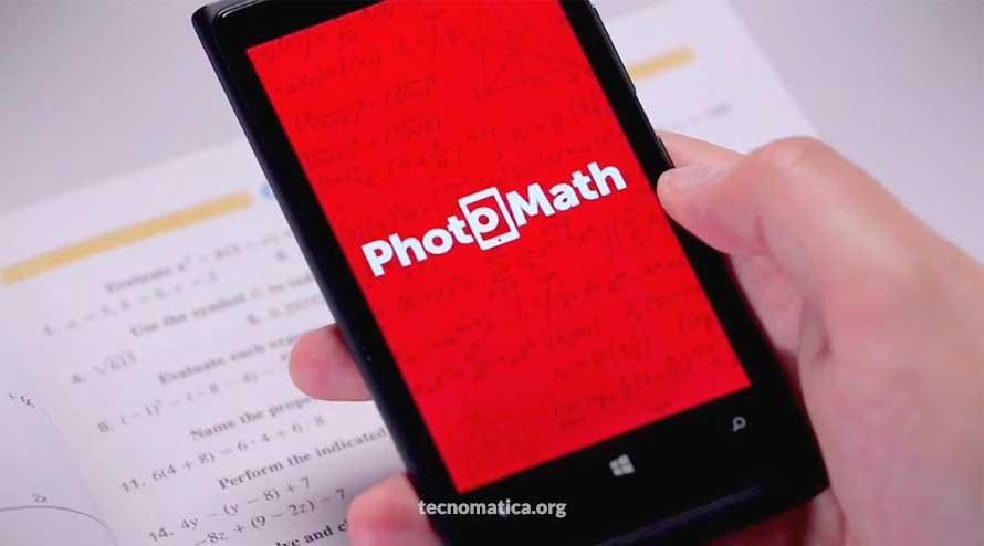 photomath en linea para pc