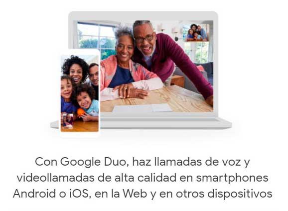 que es google duo pc