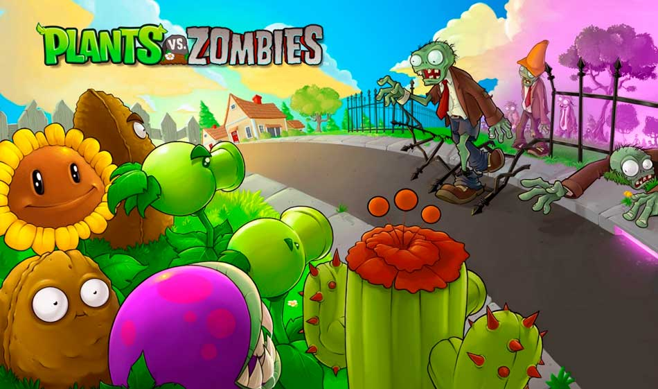 descargar plantas vs zombies 2 para pc