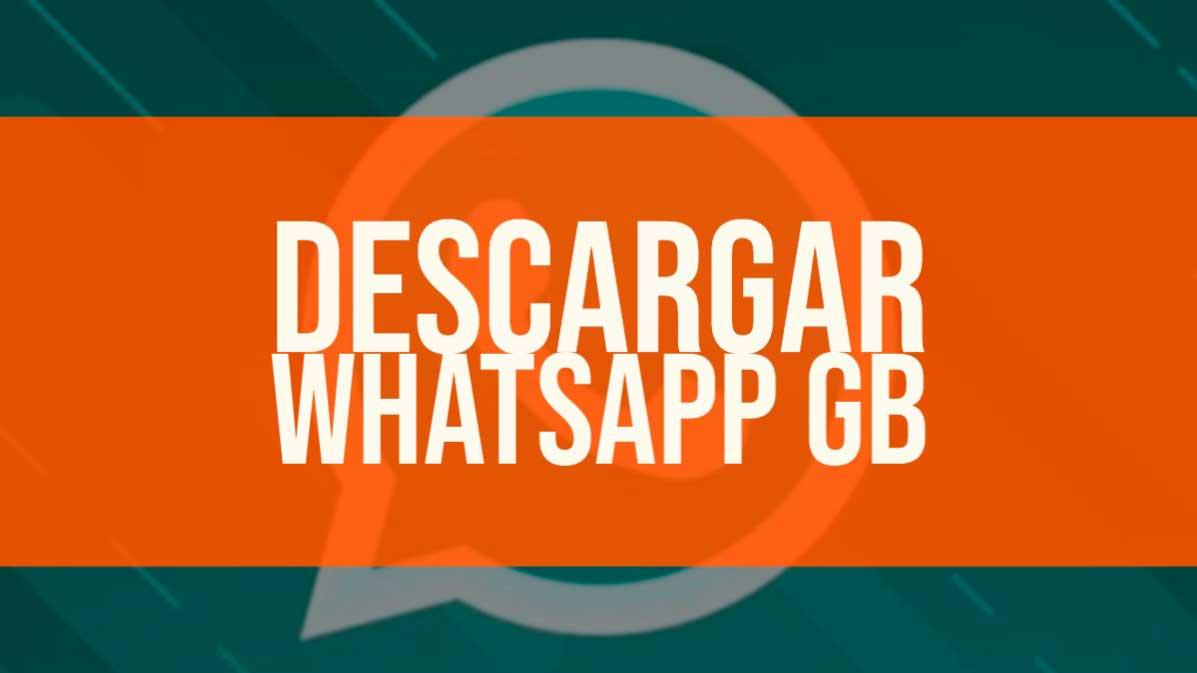 descargar whatsapp gb