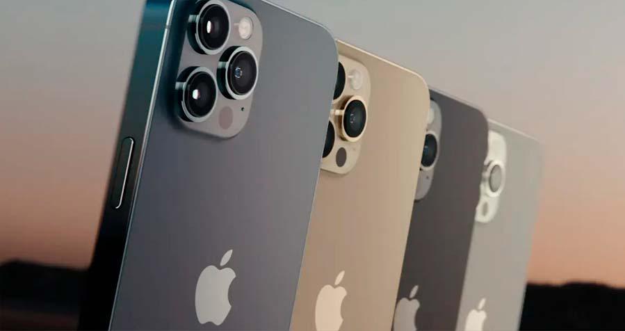 iphone 12 pro parte trasera